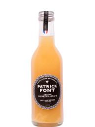 Petite bouteille de nectar de poire