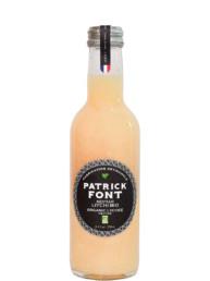Petite bouteille de nectar de litchi bio