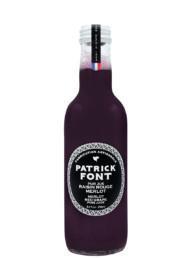 Small bottle Merlot Red Grape Pure Juice
