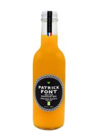 bouteille 25cl de nectar de mangue bio